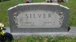 Gordon Edmond Silver