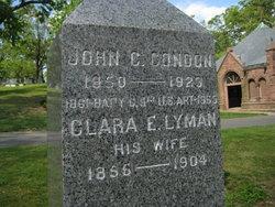 Clara E <i>Lyman</i> Condon