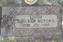 Edith May <i>Shenefelt</i> Buford