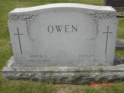 Steve Joseph Owen
