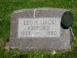 Leo F Jack Ashford