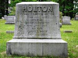 Sarah <i>Parmenter</i> Holton