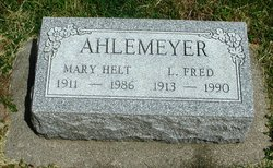 Fred L. Ahlemeyer