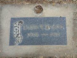Elsie F McCoy