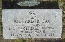 Richard R. Lau