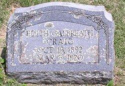 Edith <i>Galbreath</i> Craig