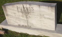 Heyward Herbert Purvis