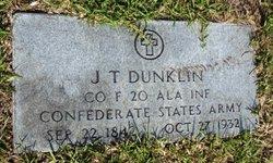 John T. Dunklin
