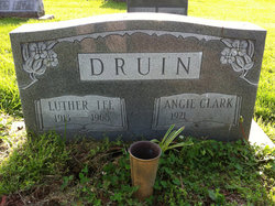 Luther Lee Druin