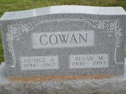 George A Cowan