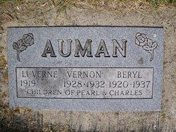 Beryl Auman