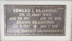 Edward Branning