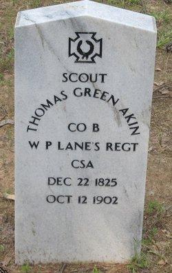 Thomas Green Akin