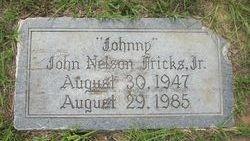 John Nelson Fricks, Jr