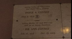 Joe Ann <i>Warthan</i> Conway