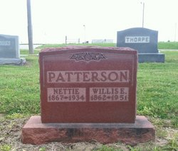Nettie <i>Self</i> Patterson
