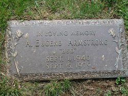 A Eugene Bud Armstrong