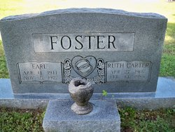 Ruth <i>Carter</i> Foster