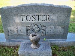 Ruth <i>Carter</i> Foster