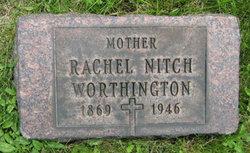 Rachel <i>Nitch</i> Worthington
