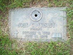 John Curtis Yeisley