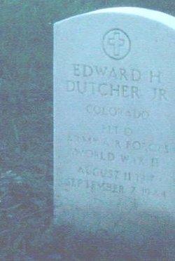 Edward Hamilton Dutcher, Jr