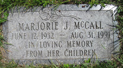 Marjorie Jean <i>Scott</i> McCall