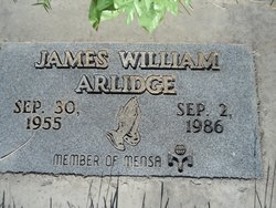 James William Arlidge