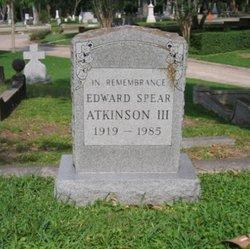 Edward Spear Atkinson, III