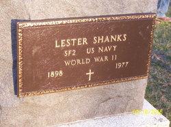 William Lester Shanks