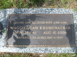 Maggie Jean Krumenacker