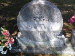 Mamie V <i>Jones</i> Byrd