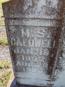 Martha S Caldwell