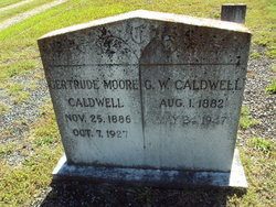 Gertrude <i>Moore</i> Caldwell