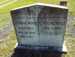 Green W Caldwell