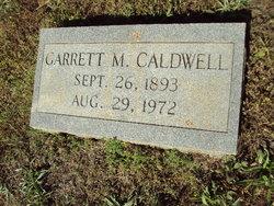 Garrett M Caldwell