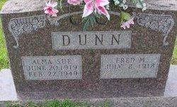 Alma Sue <i>Hannegan</i> Dunn