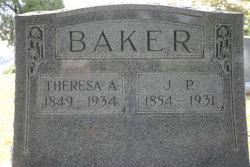 Theresa Ann <i>Ware</i> Baker