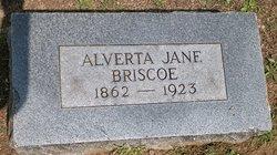 Alverta Jane Briscoe