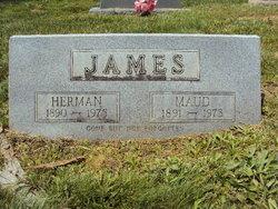 Maud <i>Wyatt</i> James