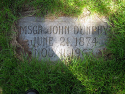 Fr John Dunphy