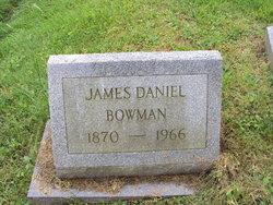James Daniel Bowman