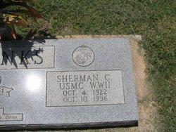 Sherman Buck Eubanks