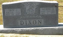 Maxine Jewell <i>Wilson</i> Dixon
