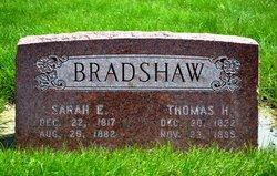 Sarah Ann <i>Edwards</i> Bradshaw