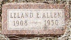 Leland E. Allen