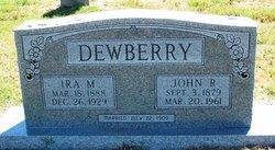 Ira <i>Bryant</i> Dewberry