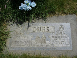 Lois Sarah <i>Hicken</i> Duke