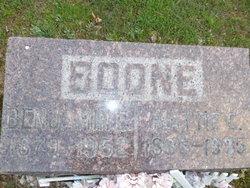 Benjamin Earl Boone