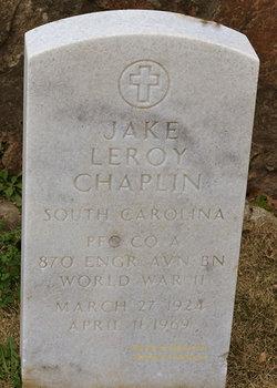 Jake Leroy Chaplin